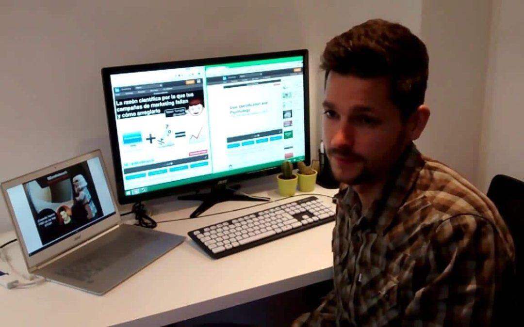 Entrevista a Consultor SEO Barcelona Natzir Turrado