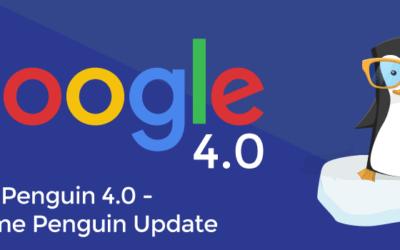 Google Cumple 18 Años y Penguin 4.0 entra en Acción!