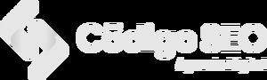Logo blanco codigo seo